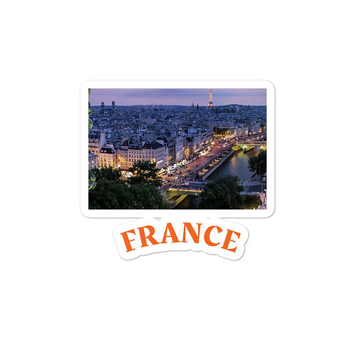 Bubble-free stickers - FRANCE