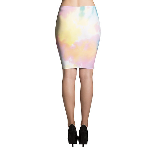 Pencil Skirt - COLORFUL