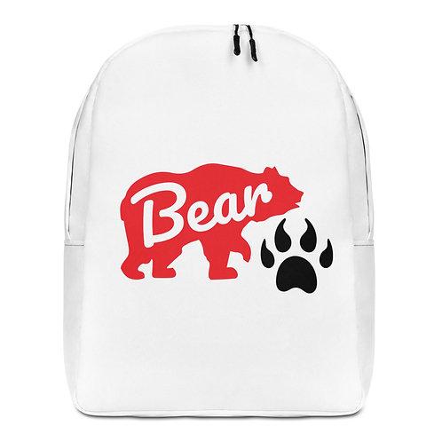 Minimalist Backpack - bear