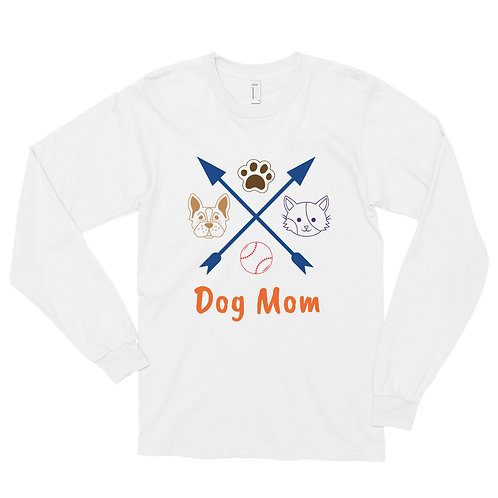 Long sleeve t-shirt - DOG MOM