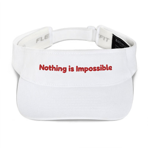 Visor - nothing is impossible