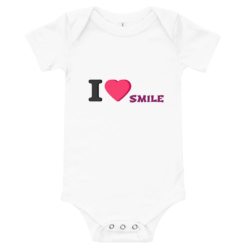 T-Shirt - I LOVE SMILE