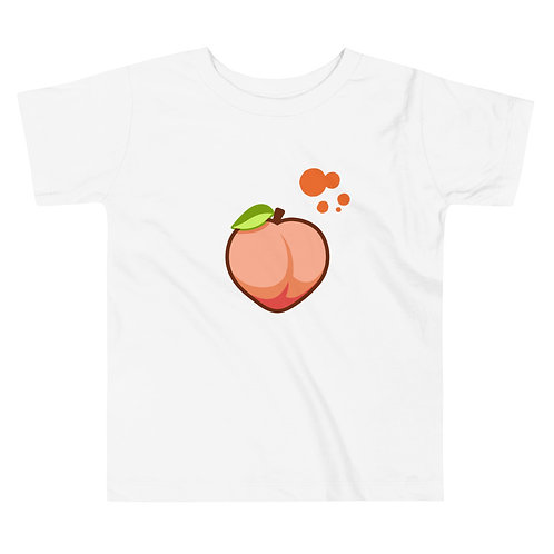 Toddler Short Sleeve Tee - Peach