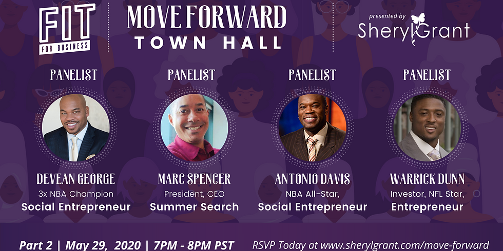 FREE Move Forward Town Hall   Part II