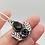 Thumbnail: Smoky quartz pendant