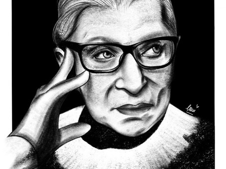 El lugar de la mujer es la Corte: Homenaje a Ruth Bader Ginsburg