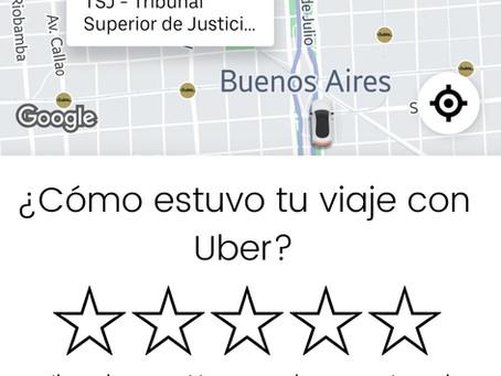 Uber y la polémica alrededor de su estatus legal en Argentina