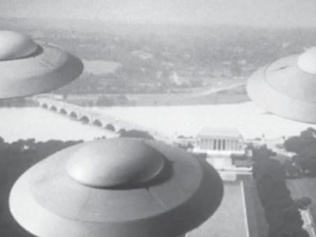 UFOs and Psychological Warfare by Shepherd Johnson