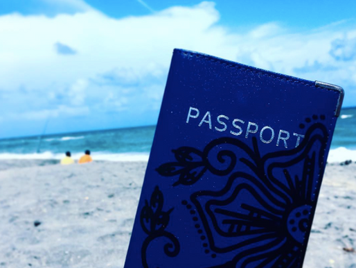 #MyArtTravels Tips: What to Pack for a Weekend Escape to the Beach