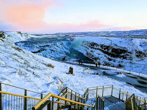 A Chilly #MyArtTravels Adventure to Reykjavik, Iceland