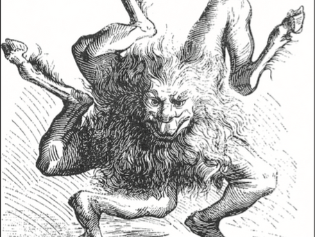 The Devil's Footprints By James McArthur