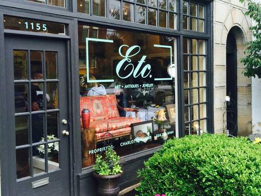 Etc Gallery Reception on 5/23 in Wheeling, West Virginia ♡