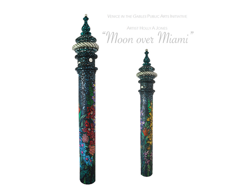 Venice in the Gables Public Arts Initiative  - City of Coral Gables Collaboration