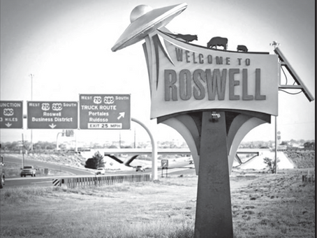 Synchronicity and the Magic of Roswell by By William B. Stoecker