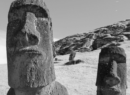Visiting the Land of the Stone Giants by Dr. Karl P. N. Shuker