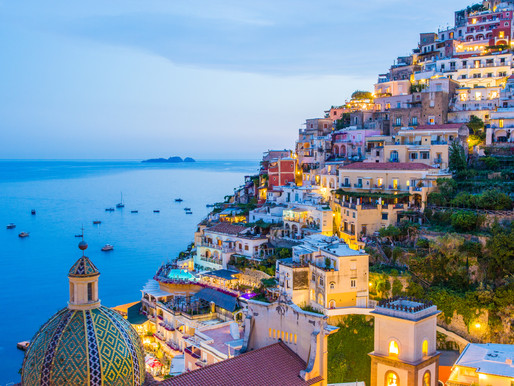 #MyArtTravels Destination ✈ Famous Tourist Attractions in Italy