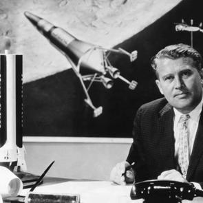 Dr. von Braun's secret revelations – video interview