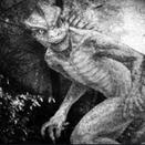 The Lizard Man of South Carolina by Jeanne Scher