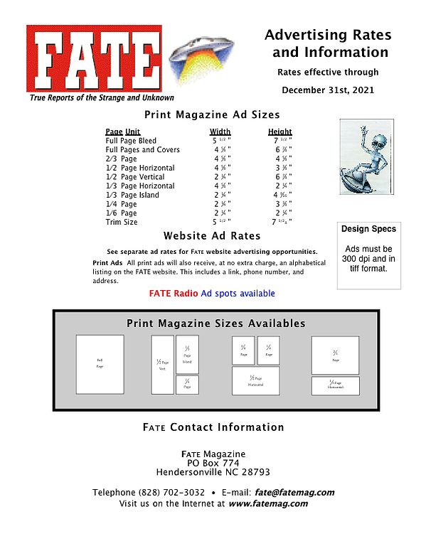 FATE print advertising rates 2020-Layout