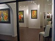 H Benitez Fine Art Gallery Coral Gables.