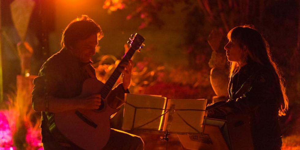 Konzert Healing Songs mit Devi und Felix