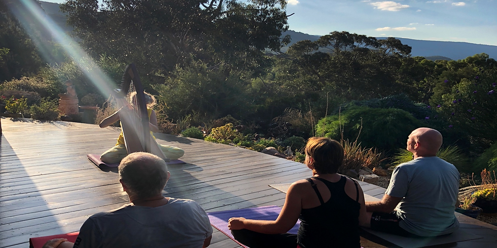 Yoga im Eulachpark