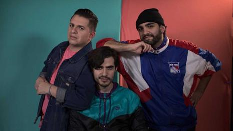 """La banda de rock independiente, Autocinema,estrena su sencillo """"Gravedad""""."""