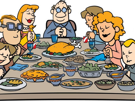 Thanksgiving and Picky Eaters