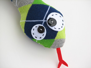 Sensory Tool: Weighted Sock Buddy