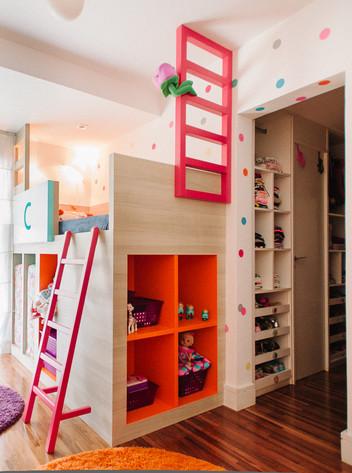 quarto infantil Morumbi
