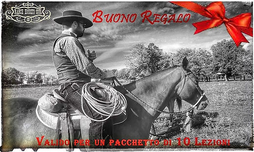 Buono regalo Ranch Horse's Soul