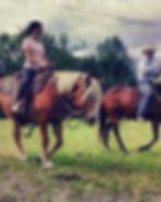 LEZIONI EQUITAZIONE RANCH HORSE'S SOUL