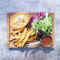 Steak and Stout Pie