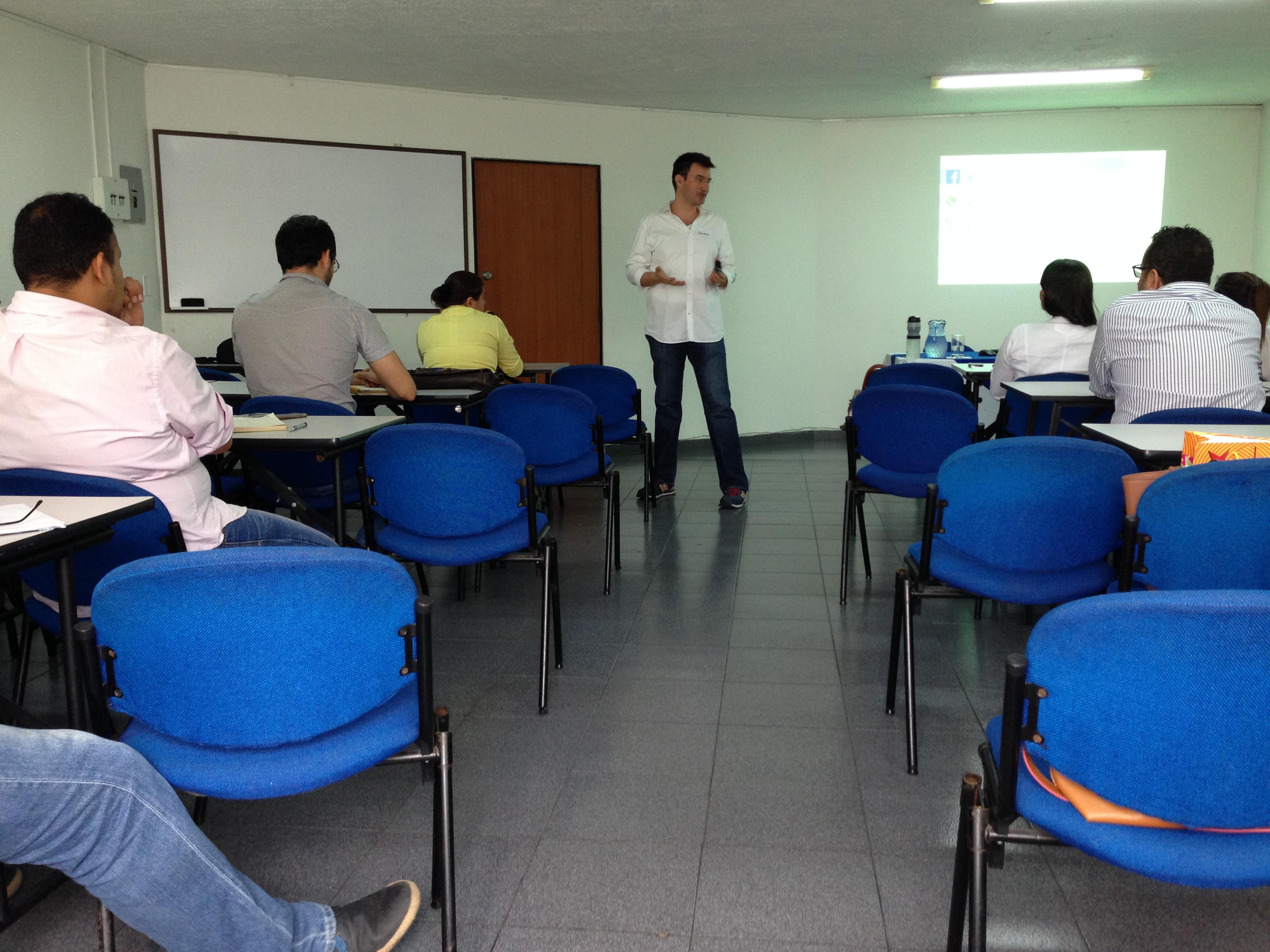 Jaime Penuela Camara de Comercio Ibague