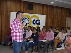 Jaime Penuela Presentacion Camara de Com