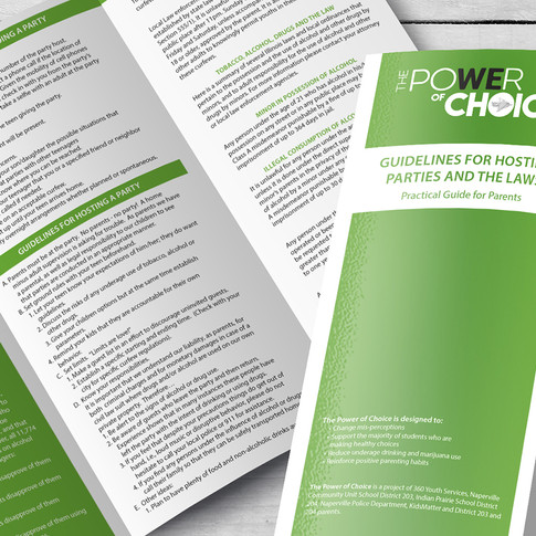 The Power of Choice - 360 Youth Services