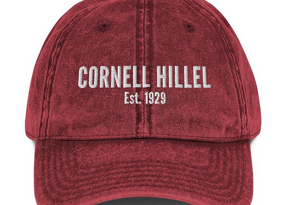 Cornell Hillel Cap