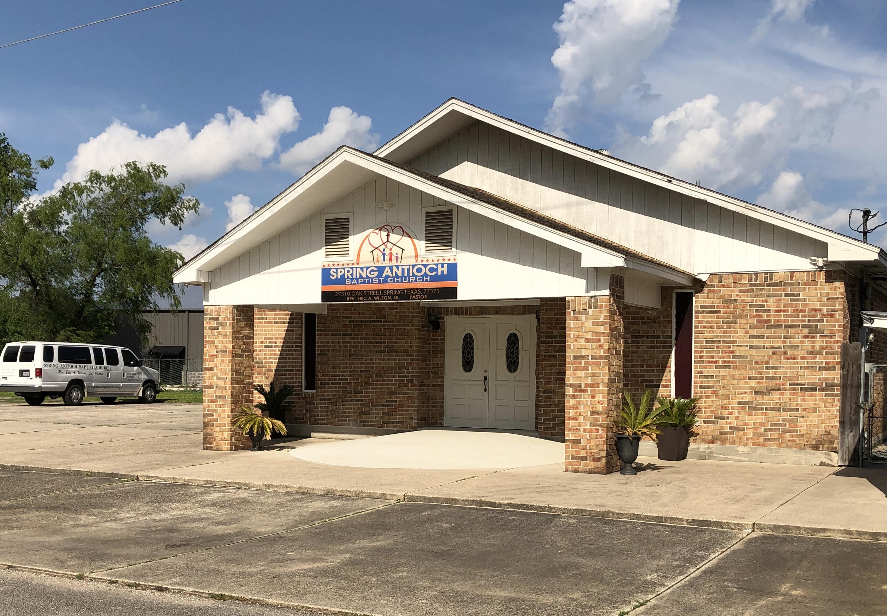 Spring Antioch Baptist Church