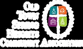 OTSHCA Logo Im Fell double pica Font FIN