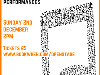 An afternoon with the Open Stage Choir
