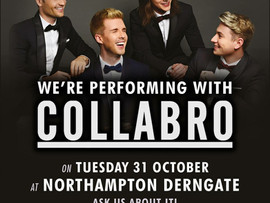 Open Stage students to perform with Collabro