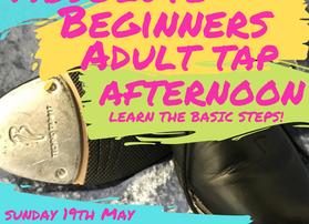 Absolute Beginners Tap Workshop