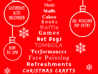 Open Stage Christmas Fayre