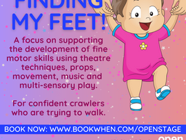 NEW early years classes starting now