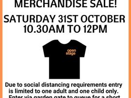 Uniform and merchandise sale