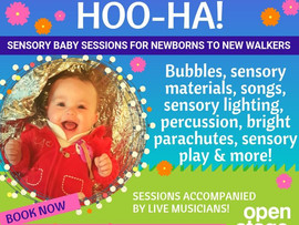 Chance to try Multi-Sensory Hoo-Ha!