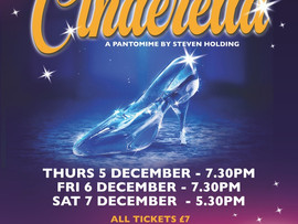 Exciting announcement about our Christmas pantomime