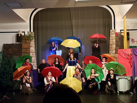 Well done to Snow White cast
