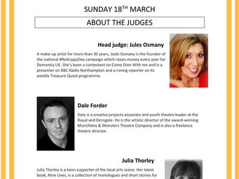 Meet the performance award judges