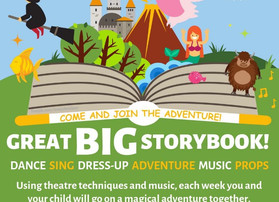 NewGreat Big Storybook course